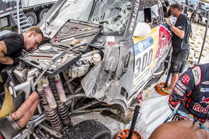 Dakar 2016: le foto più belle della tappa 10