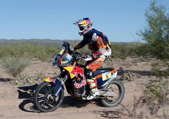 Dakar 2016, Tappa 11. Bis di Al-Attiyah (Mini) e Meo (KTM)