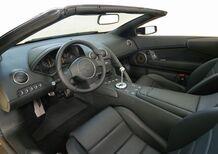 Lamborghini: addio al cambio manuale