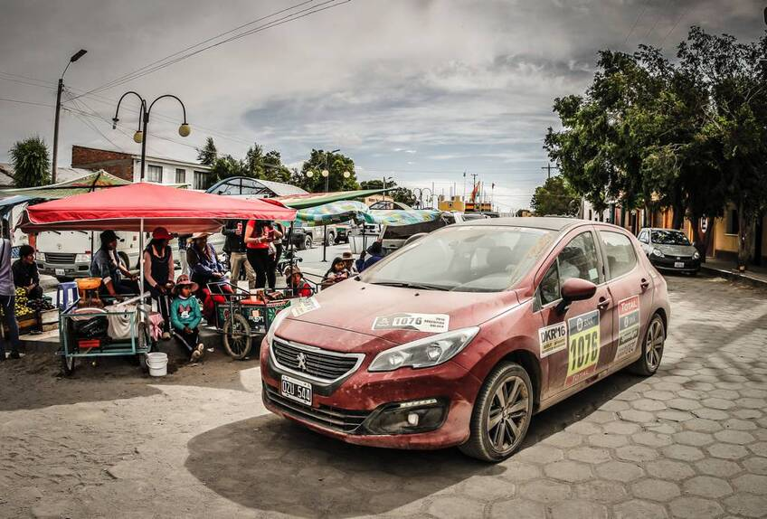 Dakar 2016, Intermatica: fidarsi è meglio (3)
