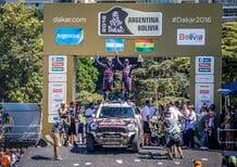 """Dakar 2016, Al Attiyah: """"Non sono soddisfatto"""""""