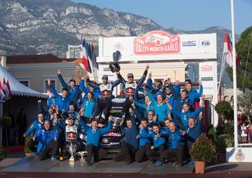 WRC Montecarlo 2016, le foto più belle