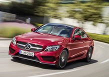 Nuova Mercedes Classe C Coupé [Video]
