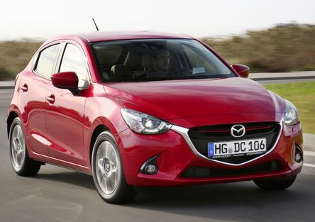 Mazda2, arriva il nuovo 1.5 diesel con consumi da record