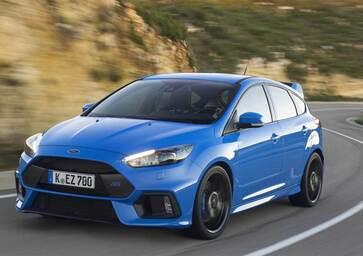 Nuova Ford Focus RS: il nostro video di primo contatto