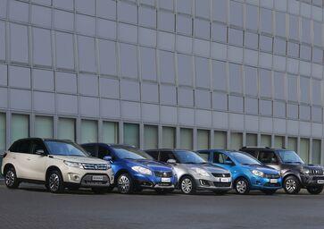 Suzuki: la prova della gamma automatica