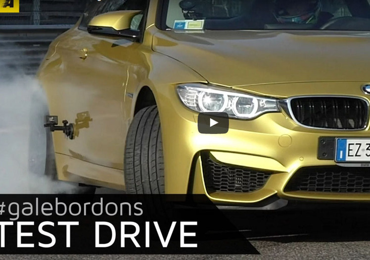 BMW M4: il nostro #AMboxing [Video]
