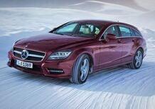 Avis Prestige: Mercedes 4Matic per un weekend sulla neve da VIP