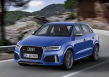 Audi RS Q3 Performance: 367 cavalli per il SUV di Ingolstadt