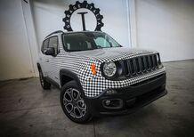 Da Lapo Elkann una Jeep Renegade per Womanity Foundation