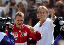 Montezemolo: «Notizie su Schumacher non sono buone»