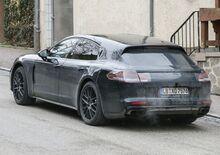 Porsche Panamera Wagon? Eccola!