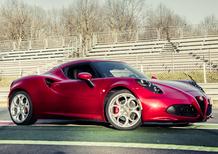 Le auto del Milione: Alfa Romeo 4C