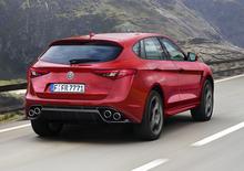 Alfa Romeo SUV: e se fosse così?
