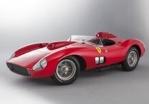 Ferrari 335 S: la più costosa di sempre (in euro)