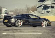 Le auto del Milione: McLaren 650S Spider