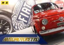 Automotoretrò 2016, torna in scena la passione: questo weekend tutti a Torino