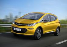 Opel Ampera-e: l'elettrica tedesca arriverà nel 2017