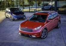 Kia Niro: il primo SUV ibrido Made in Seoul