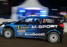 WRC16 Svezia: Magari più Tropicale, ma si fà!