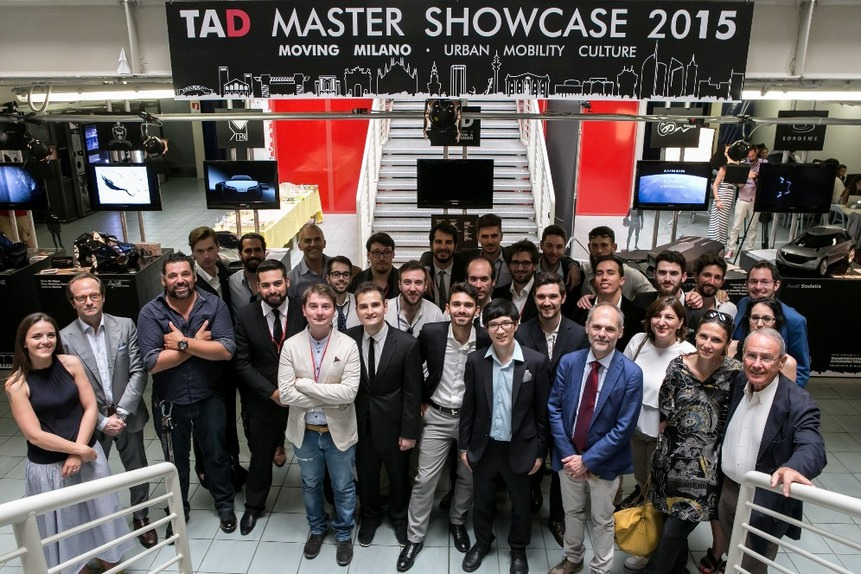 Master in trasportation automobile design l 39 open day for Polimi design