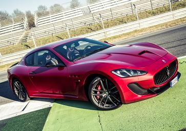 Le auto del Milione: Maserati GranTurismo MC Stradale