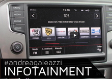 Volkswagen Passat AllTrack: il focus sull'infotainment [Video]