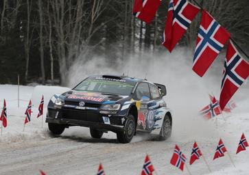 WRC16 Svezia. Dove eravamo rimasti? Ah sì, Ogier (VW)!
