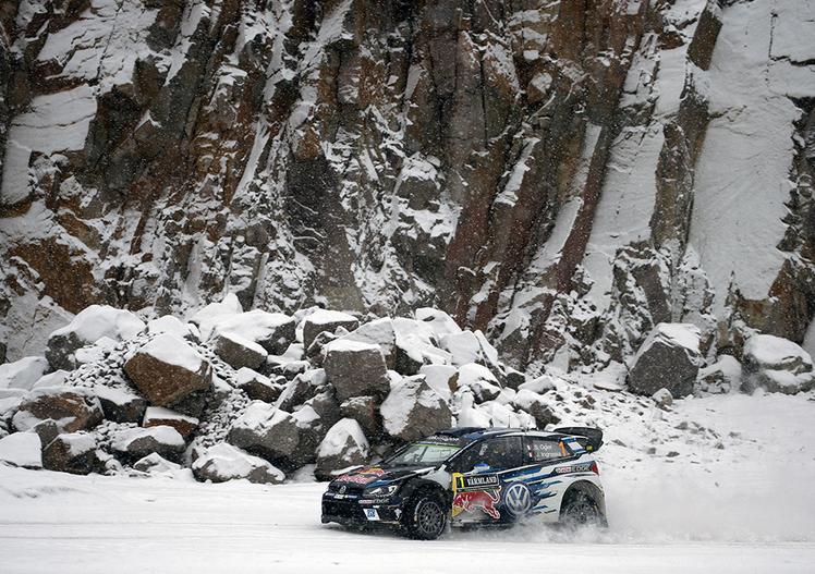 """WRC16 Svezia. La """"Fortuna"""" di Ogier (VW)!"""