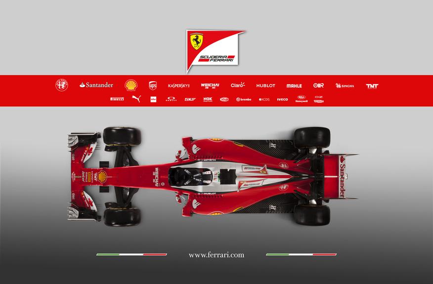 Formula 1, ecco la Ferrari SF16-H 2016! (2)