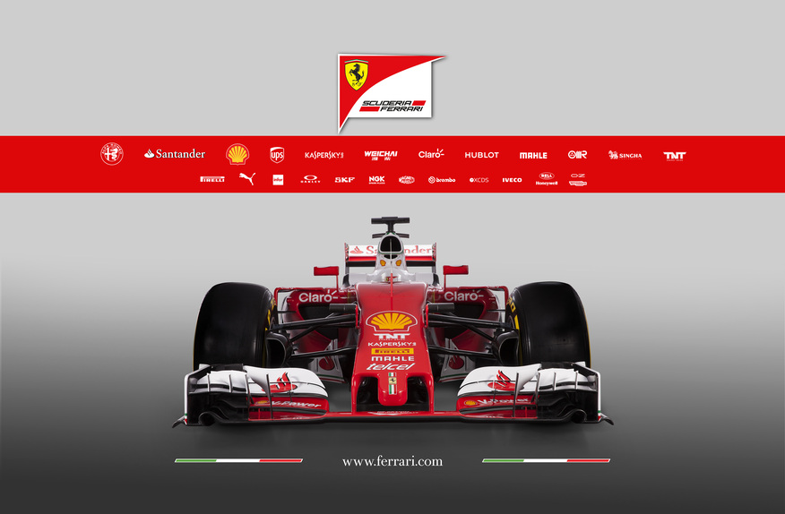 Formula 1, ecco la Ferrari SF16-H 2016! (4)