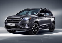 Ford Kuga, restyling in arrivo