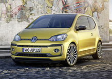 Volkswagen up!, 2016 anno del restyling