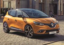 Nuova Renault Scenic: prime immagini e dettagli