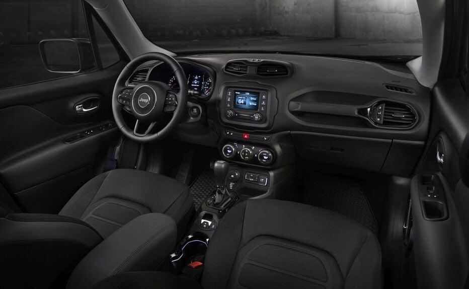 jeep renegade la nuova batmobile video news. Black Bedroom Furniture Sets. Home Design Ideas