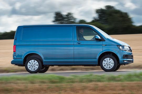 Volkswagen Transporter (5)