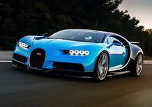 Bugatti Chiron, ecco la hypercar da 420 km/h al Salone di Ginevra 2016