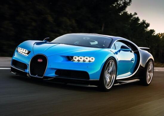 Bugatti Chiron, 1.500 CV possono bastare ?