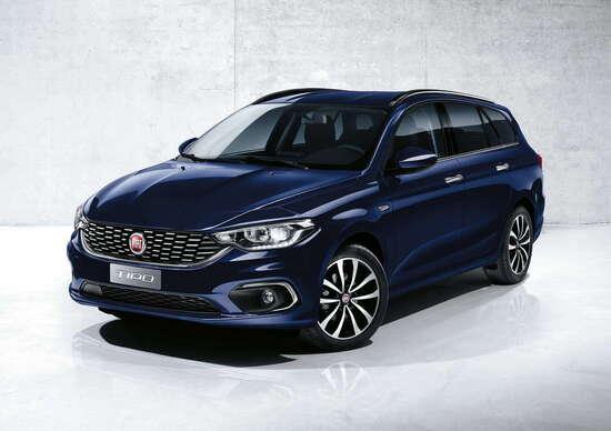 Fiat Tipo tornano le hatchback e wagon italiane