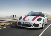 Porsche 911 R, classicamente sportiva al Salone di Ginevra 2016