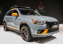 Mitsubishi al Salone di Ginevra 2016