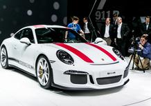 Porsche al Salone di Ginevra 2016
