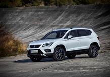 Seat Ateca, il SUV compatto secondo Martorell al Salone di Ginevra 2016