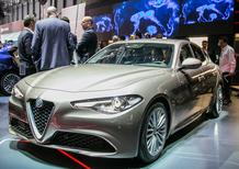 Alfa Romeo al Salone di Ginevra 2016