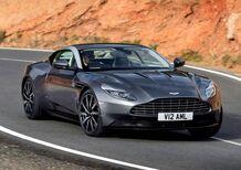 """Aston Martin DB11, la """"DB"""" più veloce di sempre al Salone di Ginevra 2016"""