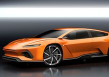 Italdesign GTZero, shooting brake all'italiana