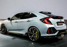 Honda al Salone di Ginevra 2016