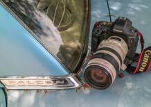 Dakar 2016. Canon M-Power, la Fotocamera nella… fondina