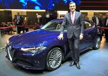 Curci: Alfa Romeo è responsabilità, motivazione e Giulia è l'essenza della passione