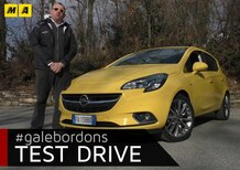 Opel Corsa GPL: il nostro #AMboxing [Video]